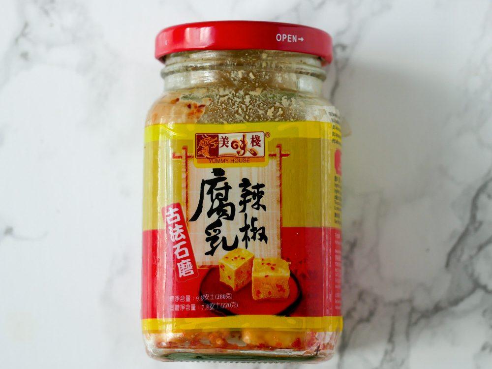 Gefermenteerde tofu, de umami in de veganistische Chinese keuken