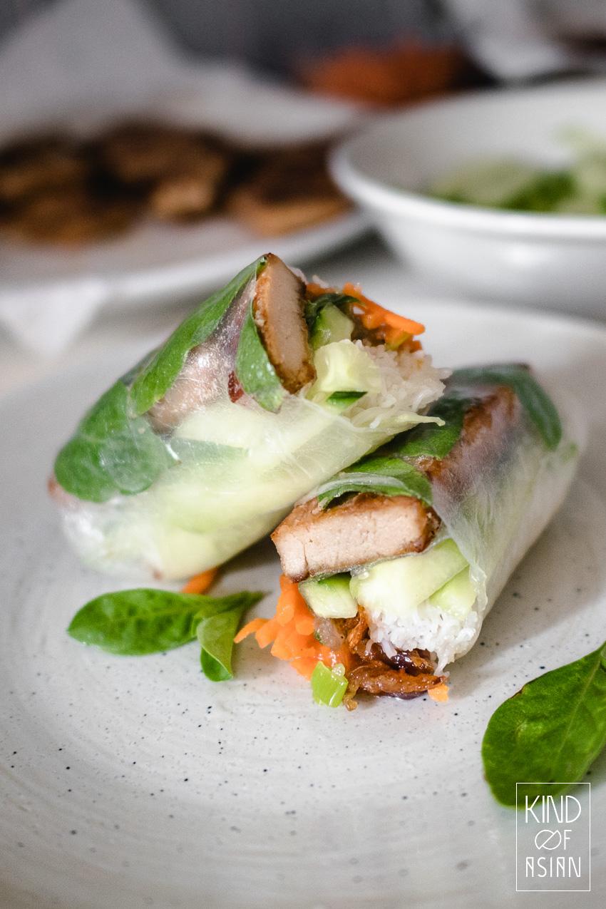 Tips voor de lekkerste Vietnamese summer rolls