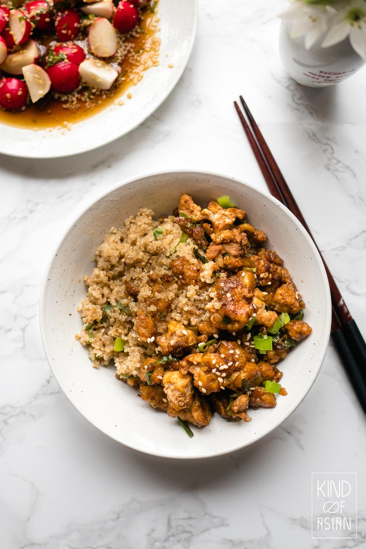 Smaakvolle tofu maken is niet moeilijk. Je moet alleen weten hoe. Ik zal verschillende bereidingswijzen bespreken; deze keer een eenvoudig recept voor 'vlezige' tofu in zoete en hartige teriyaki saus. #vegan #vegetarisch #Aziatisch #recepten