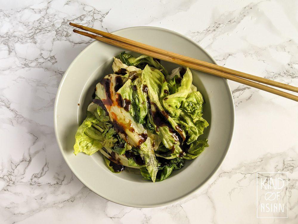 Recept voor een houdbare shiitake-saus die je kan gebruiken in al je Chinese vegan recepten.