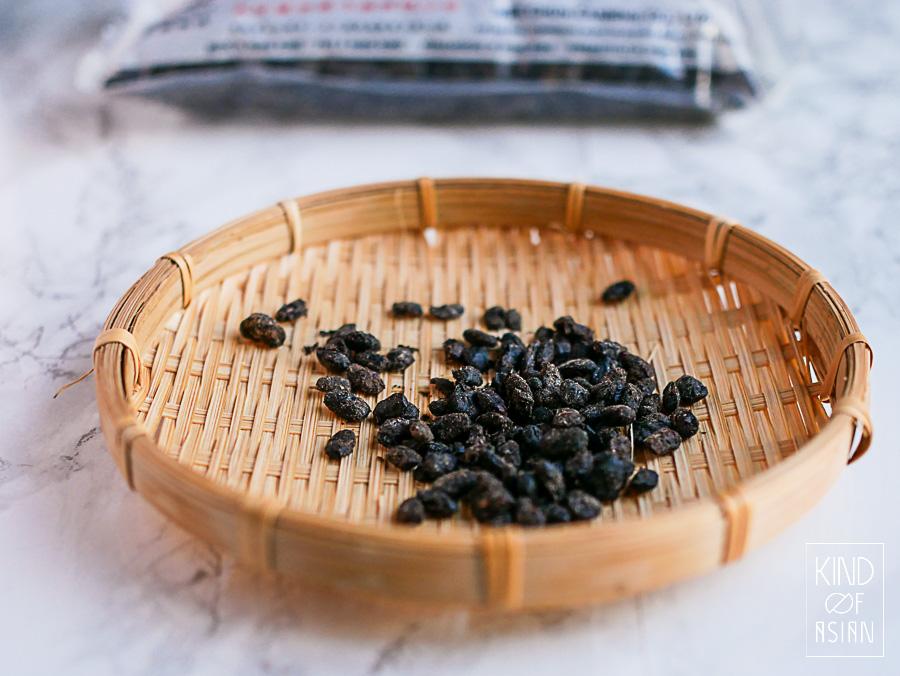 Chinese gefermenteerde zwarte bonen zijn zeer umamirijk. Een kleine hoeveelheid zorgt al voor een authentieke, volle smaak in Chinese recepten.
