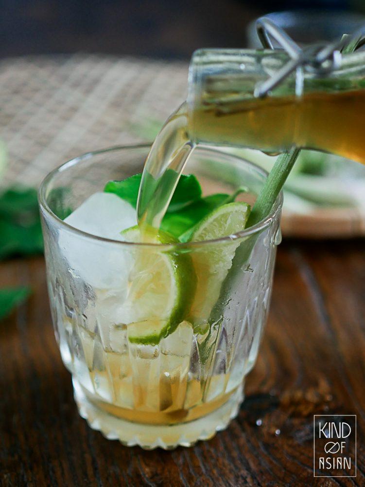 Deze frisse limonade is een perfect alcoholvrij drankje voor bij pittig Vietnamees of Thaise eten.