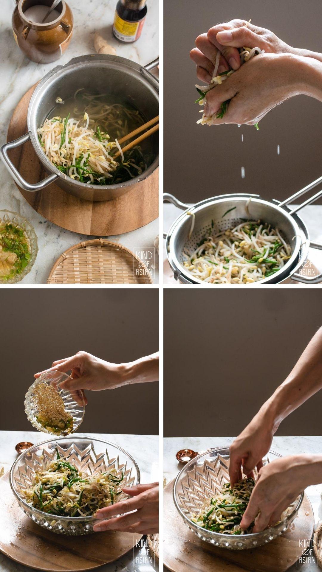 Koreaanse kooktechniek