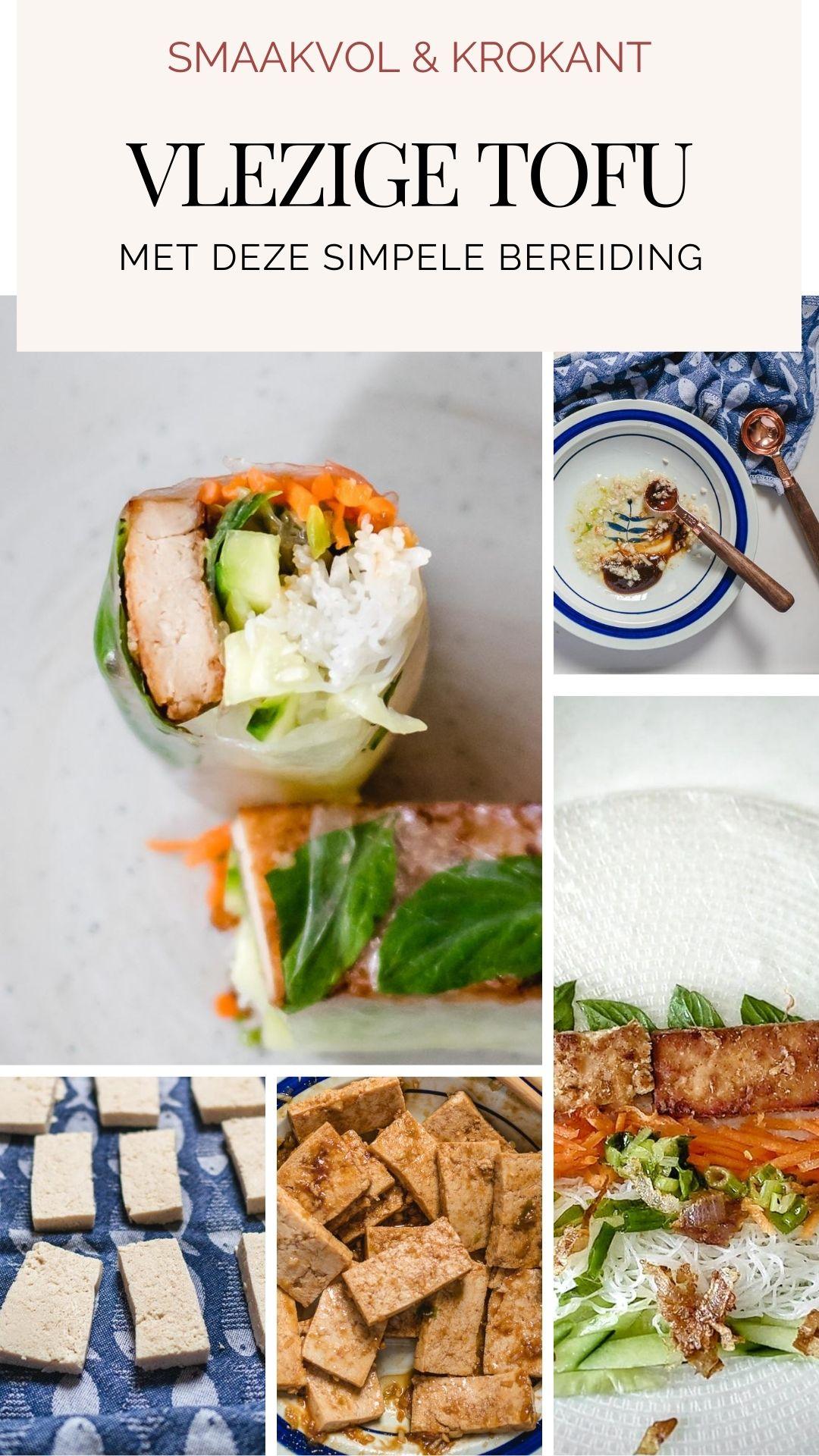 Lees hoe je met deze simpele bereiding gemakkelijk alle vocht uit tofu drukt - met een vlezige textuur die gulzig marinade en saus absorbeert als resultaat!