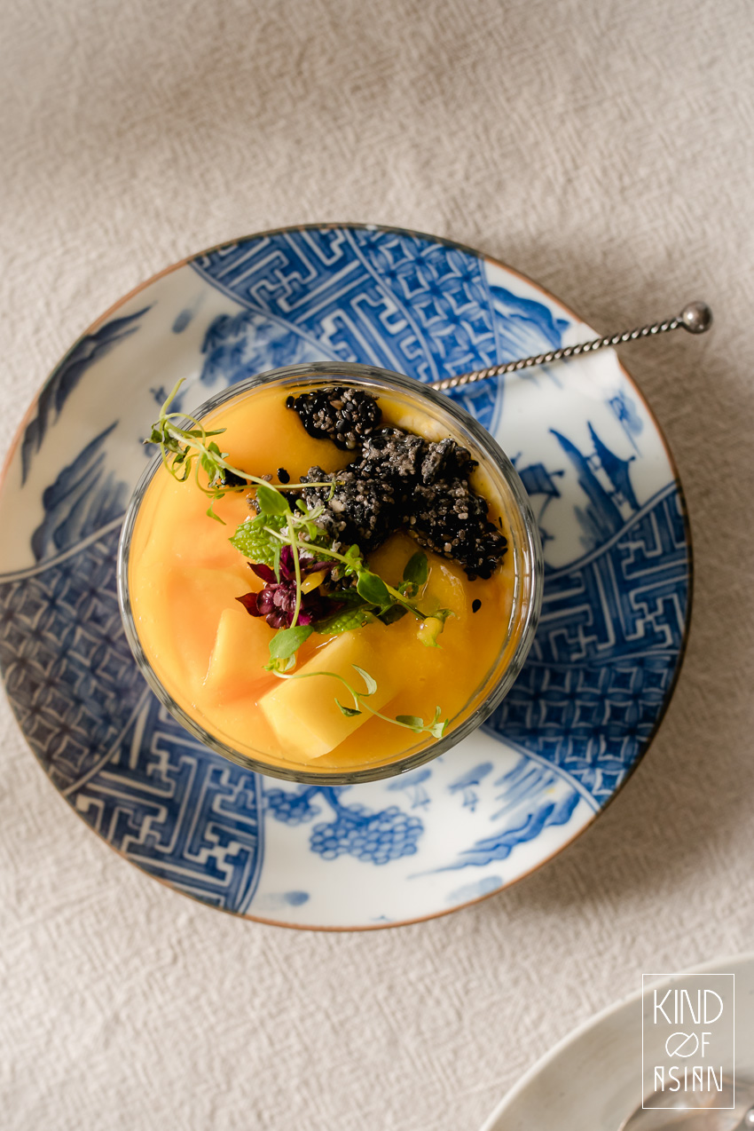 Dit is een recept voor een chiazaad versie van de Chinese tapioca pudding (of soep) met mango en grapefruit. Net zo lekker met het eiwitrijke chiazaad.