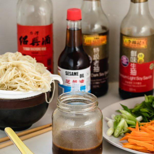 Welke ingrediënten/ smaakmakers essentieel zijn voor vegetarisch en vegan Chinees koken? Binnenkort een post met een opsomming plus foto's!