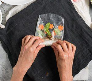 Vegan Vietnamese summerrolls: alles wat je moet weten