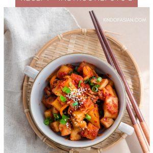 Kimchi Koreaanse radijs